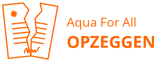 Aqua For All opzeggen