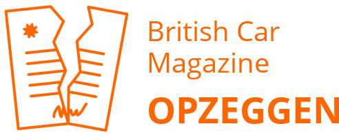 British Car Magazine opzeggen