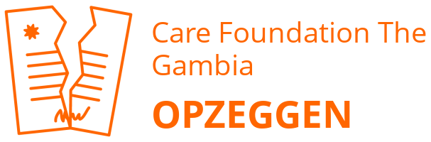 Care Foundation The Gambia  opzeggen