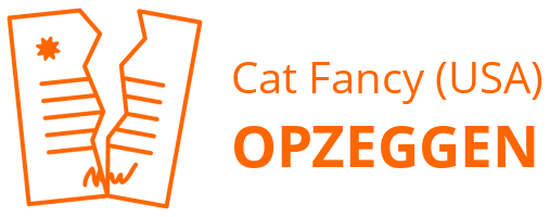 Cat Fancy (USA) opzeggen