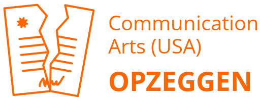 Communication Arts (USA) opzeggen