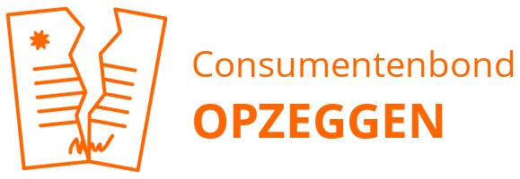 Consumentenbond opzeggen