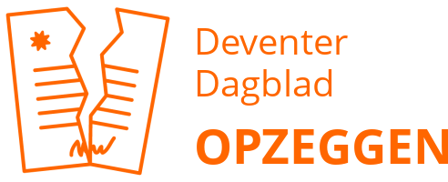 Deventer Dagblad opzeggen