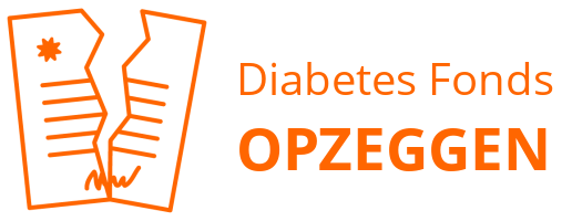 Diabetes Fonds  opzeggen