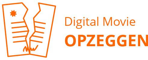 Digital Movie opzeggen