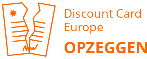 Discount Card Europe opzeggen