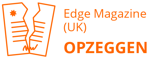 Edge Magazine (UK) opzeggen