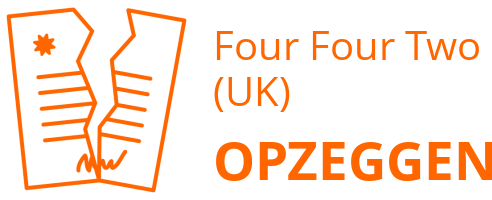 Four Four Two (UK) opzeggen