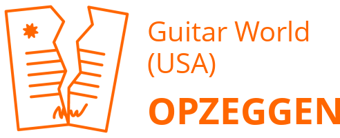 Guitar World (USA) opzeggen