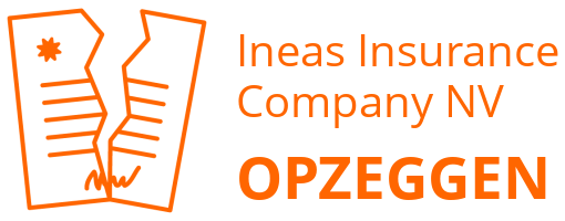 Ineas Insurance Company NV  opzeggen