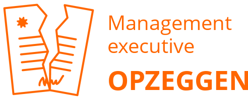 Management executive  opzeggen