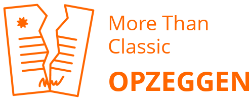 More Than Classic opzeggen