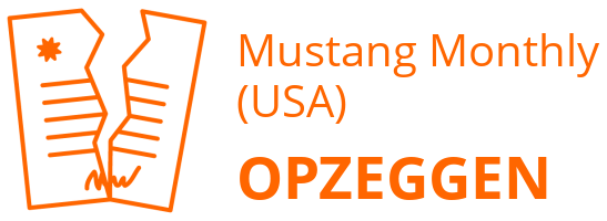 Mustang Monthly (USA) opzeggen