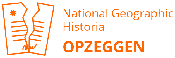 National Geographic Historia opzeggen