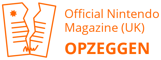 Official Nintendo Magazine (UK) opzeggen