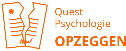 Quest Psychologie opzeggen
