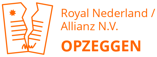 Royal Nederland / Allianz N.V. opzeggen