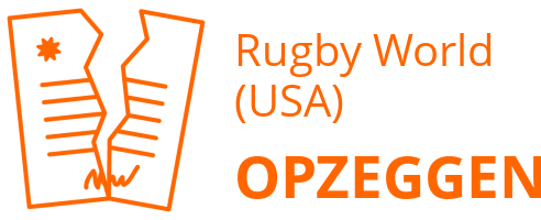 Rugby World (USA) opzeggen