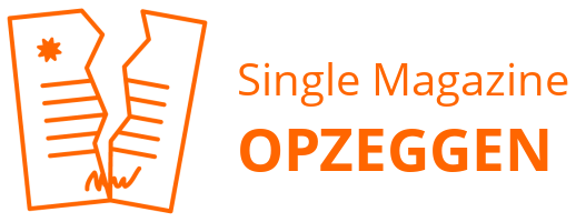 Single Magazine opzeggen