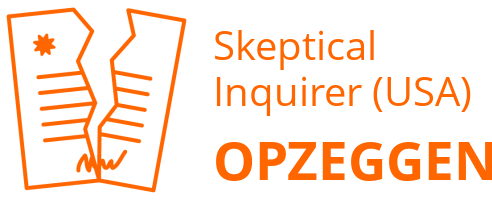 Skeptical Inquirer (USA) opzeggen
