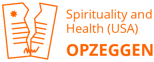 Spirituality and Health (USA) opzeggen