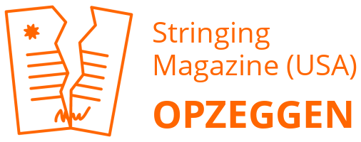 Stringing Magazine (USA) opzeggen