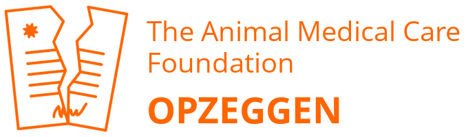 The Animal Medical Care Foundation opzeggen