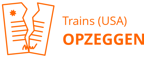 Trains (USA) opzeggen