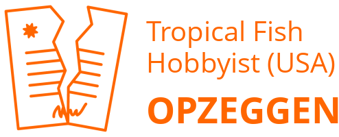 Tropical Fish Hobbyist (USA) opzeggen