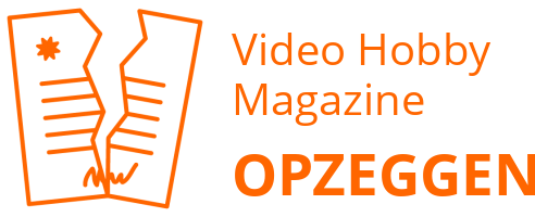 Video Hobby Magazine opzeggen
