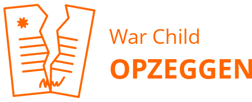 War Child  opzeggen