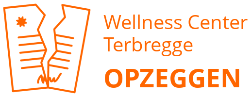 Wellness Center Terbregge opzeggen