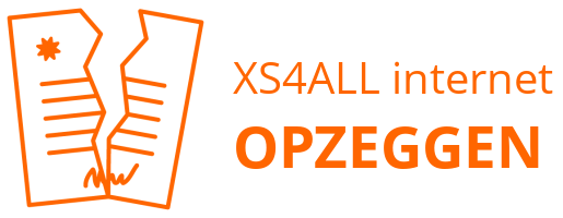 XS4ALL internet opzeggen